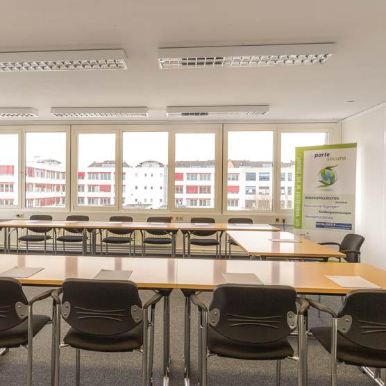 Seminarraum und Tagungsraum
